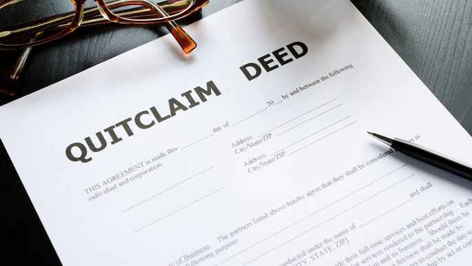 Quitclaim Deed